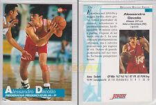 JOKER BASKET Serie A1 1994-95 - Alessandro Davolio # 124 - Near Mint