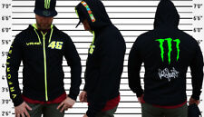 Sudadera Valentino Rossi Motos Gp 46 The doctor camiseta capucha jacket vr46fort