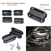 25mm Motorcycle Bumper Engine Protective Guard Crash Bars For BMW,Honda,Suzuki