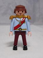 PLAYMOBIL Kaiser Regent Blaurock Gardist General Major Prinz König neuwertig #13