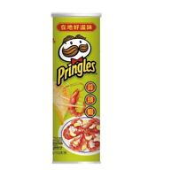 Pringles 品客 Garlic Shrimp Flavor Potato Chips Party Snack Crisp 110g Limited
