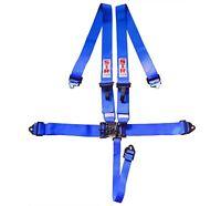 Purple STR SFI 5-Point Racing Safety Harness Seat Belt Aircraft Camlock F1 F2