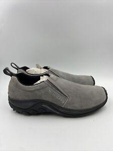 Merrell Mens jungle moc castle rock slip on shoe size 13 M , 040