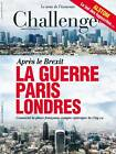 CHALLENGES n° 489 du 21/09/2016*LA GUERRE PARIS//LONDRES*ALSTOM*CHINOIS//APPLE