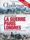 CHALLENGES n° 489 du 21/09/2016*LA GUERRE PARIS//LONDRES*ALSTOM*CHINOIS//APPLE