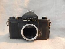 Vintage Asahi Pentax S1 35mm Camera Black