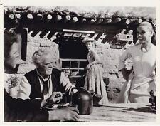 Audrey Hepburn Original Candid Location Set Vintage The Unforgiven Western Photo