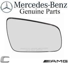 Mercedes W204 C300 C350 C63 AMG Sedan Passenger Right Door Mirror Glass GENUINE