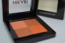 BNIB Hikari Shimmer Bronzer quadro palette in Splendor RRP $17