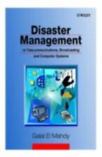 Disaster Management in Telecommunications, Broadcasting and Computer-ExLibrary