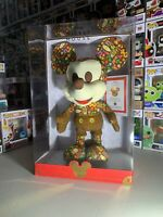 Disney Year of The Mouse JULY Collector Plush - TIKI Mickey Limited - IN HAND