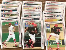 Palm Beach CARDINALS 2008 Grandstand Minor League Baseball ** Pick a Card