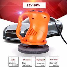 40W 12V Car Polishing and Buffing Waxing Machine ABS Waxer/Polisher Home Outdoor