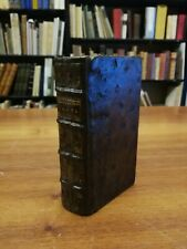 1569 La Divina Comedia di Dante Leather Cat's Paw French Curl Divine Comedy Rare