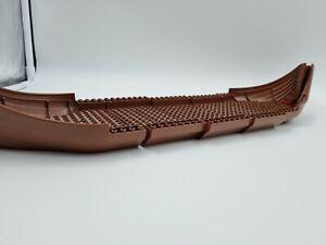 Lego viking ship hull boat Reddish brown 53452 2560 set 7018  (BDR)