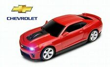 Chevrolet Camaro ZL1 Wireless Car Mouse (Red) - Officially Licensed - Men's Gift