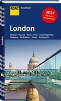 REISEFÜHRER LONDON 2016/17, mit Stadtplan ,WIE NEU, UNGELESEN, 191 Seiten