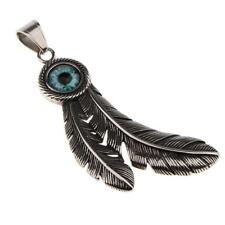 Colgante afortunado del amuleto del acero inoxidable de Evil Eye afortunado