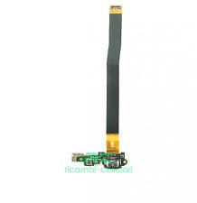 FLAT CONNETTORE DI CARICA USB MICROFONO PER HUAWEI HONOR 6C NOVA SMART RICARICA