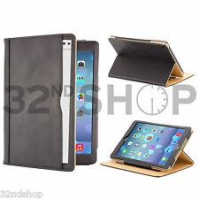 NEW Ipad Air Executive Pu Leather Professional Portfolio Case Cover