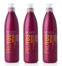 3x Revlon ProfesionaL - PRO YOU - REPAIR Champú 350 ml