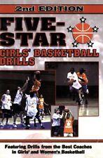 Five-Star Girls Basketball Drills, Second Edition