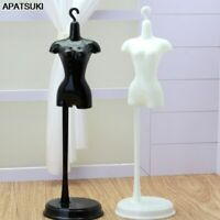 Display Holder For 1/6 Doll Dress Clothes Gown Mannequin Model Support Stand