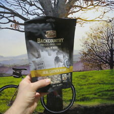 5.5 oz Merrick Backcountry Dog Freeze-Dried Raw Chicken Recipe Meal Mixer Treats