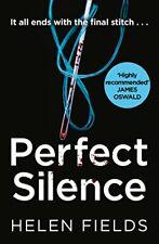 Perfect Silence (A DI Callanach Crime Thriller, Book 4)-Helen Fields