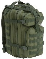 "20.5"" Tactical Backpack Range Bag Hunting Camping Pack Guns Ammo w/ Molle Loops"