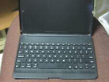 ZAGG Backlit Bluetooth Keyboard Folio w/ Built-In Battery for Apple iPad Air