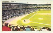 Tarjeta postal de béisbol