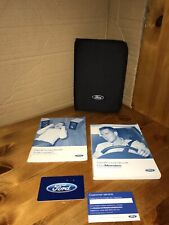 FORD MONDEO MK3 OWNERS MANUAL + AUDIO BOOK + ZIP WALLET 2004-2007