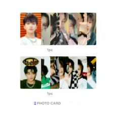 NCT DREAM Hot Sauce SMTOWN OFFICIAL GOODS DECO SET PHOTO CARD PHOTOCARD ONLY NEW
