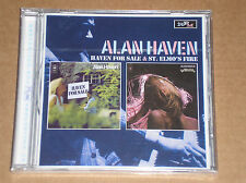 ALAN HAVEN -HAVEN FOR SALE & ST. ELMO'S FIRE- 2 ALBUMS IN 1 CD SIGILLATO(SEALED)