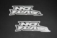 No Fear NOFEAR Adesivi Sticker Race Skate MOTO DECAL bapperl ADESIVO LOGO 14a