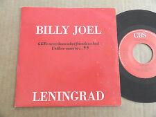 "DISQUE 45T DE BILLY JOEL  "" LENINGRAD """
