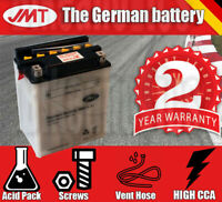 JMT Battery High Power - YB14-A2 - Honda CB 750 F2 Seven Fifty - 1992 - 2001