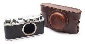 Leica III 35mm Rangefinder Camera Body & Case - UK Dealer