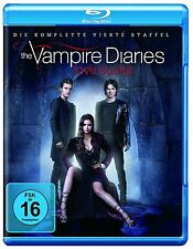 THE VAMPIRE DIARIES, Staffel 4 (4 Blu-ray Discs) NEU+OVP
