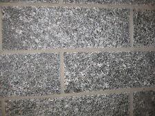 Granit Verblender SERIZZO ANTIG. für Haussockel+ Wand 31x10x ca.1,5 cm Musterpl.
