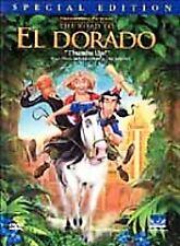 The Road to El Dorado DVD Bibo Bergeron(DIR) 2000