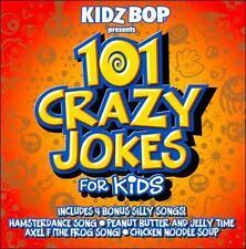 Silly Kidz Kidz Bop presents: 101 Crazy Jokes for K CD