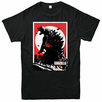 Japanese Godzilla T-shirt Tokyo Monster King Kong Unisex Men Women Kids Tee Top