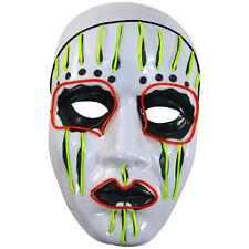 LED Glow Scary Mummy Mask