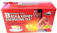 2 boxes Tai Chi Back & Kidney (Eucommia Herbal Tea) 24 Tea Bags Total