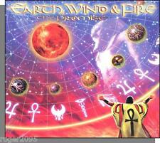 Earth, Wind & Fire - The Promise - New 2003 CD! 17 Songs!
