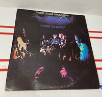 Original Crosby Stills Nash & Young 4 Way Street LP Vinyl Record Atlantic VG+