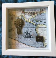 Travel Shadow Box Frame