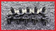 10 X BLACK CITROEN BOOT TRIM STRIP COVER CLIPS